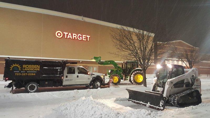 target snow