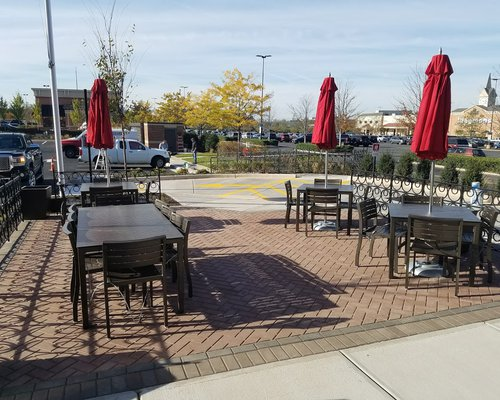 Commercial Patio