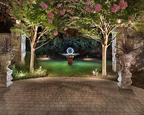 Patio and Focal Lighting